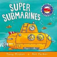 Link to an enlarged image of Super Submarines (Amazing Machines)