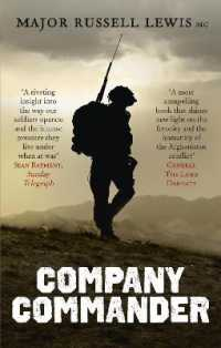 Link to an enlarged image of Company Commander -- Paperback / softback