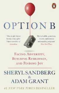 Link to an enlarged image of Option B : Facing Adversity, Building Resilience, and Finding Joy -- Paperback / softback