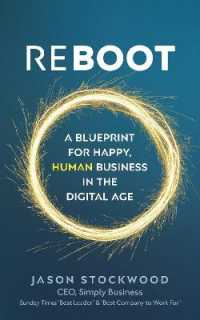 Link to an enlarged image of Reboot : A Blueprint for Happy, Human Business in the Digital Age -- Paperback / softback