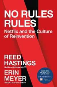 Link to an enlarged image of No Rules Rules -- Paperback (English Language Edition)