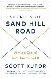 Secrets of Sand Hill Road : Venture Capital-and How to Get It  9780753553961