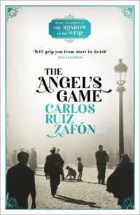 Link to an enlarged image of The Angel's Game -- Paperback