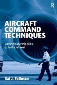 Link to an enlarged image of Aircraft Command Techniques : Gaining Leadership Skills to Fly the Left Seat
