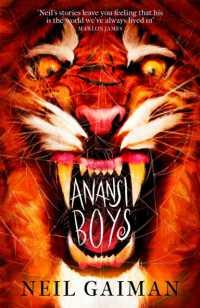 Link to an enlarged image of Anansi Boys -- Paperback / softback