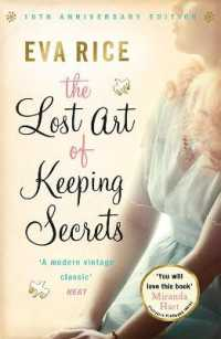 Link to an enlarged image of Lost Art of Keeping Secrets -- Paperback / softback