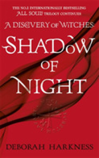 Link to an enlarged image of Shadow of Night : (All Souls 2) -- Paperback