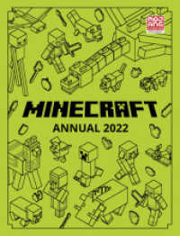 Link to an enlarged image of Minecraft Annual 2022 -- Hardback