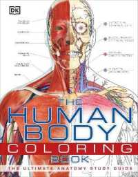 Link to an enlarged image of The Human Body Coloring Book (1st CLR CSM)