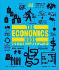 Link to an enlarged image of The Economics Book (Big Ideas Simply Explained)