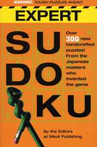 Link to an enlarged image of Expert Sudoku