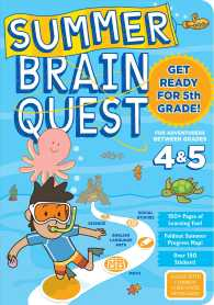 image of Summer Brain Quest between Grades 4 & 5 (Summer Brain Quest) (CSM STK PA)