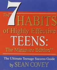 Link to an enlarged image of The 7 Habits of Highly Effective Teens (Mini)