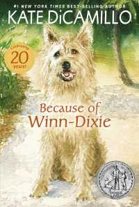 Link to an enlarged image of Because of Winn-Dixie (Reprint)