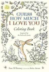 Books Kinokuniya Guess How Much I Love You Coloring Book CLR CSM