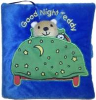 Link to an enlarged image of Good Night, Teddy (INA NOV TO)