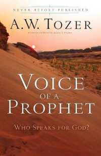 Link to an enlarged image of Voice of a Prophet : Who Speaks for God?