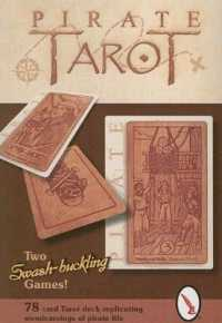 Link to an enlarged image of Pirate Tarot! : Two Swash-Buckling Games! (TCR CRDS)
