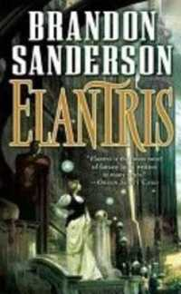 Link to an enlarged image of Elantris (Reissue)