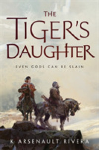 Link to an enlarged image of The Tiger's Daughter