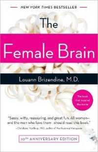 Link to an enlarged image of The Female Brain (1st Reprint)