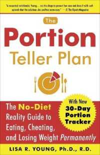 Link to an enlarged image of The Portion Teller Plan : The No-Diet Reality Guide to Eating, Cheating, and Losing Weight Permanently