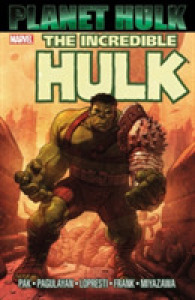 Link to an enlarged image of The Incredible Hulk : Planet Hulk