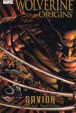 Link to an enlarged image of Wolverine Origins : Savior (Wolverine)