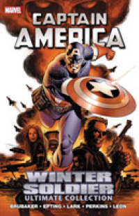Link to an enlarged image of Captain America : Winter Soldier Ultimate Collection