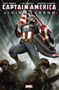 Link to an enlarged image of Captain America : Living Legend (Captain America)