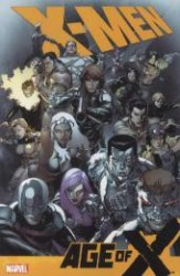 Link to an enlarged image of X-Men : Age of X (X-men)