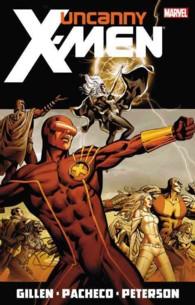 Link to an enlarged image of Uncanny X-Men by Kieron Gillen 1 (X-men)