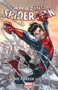 Link to an enlarged image of The Amazing Spider-Man 1 : The Parker Luck (Amazing Spider-man)
