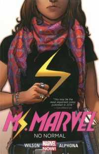 Link to an enlarged image of Ms. Marvel 1 : No Normal (Ms Marvel)
