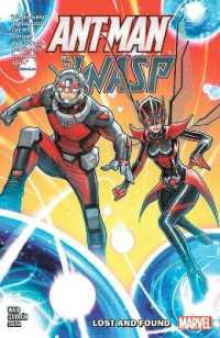 Link to an enlarged image of Ant-Man and the Wasp : Lost and Found (Ant-man)
