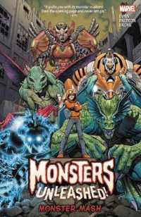 Link to an enlarged image of Monsters Unleashed 1 : Monster Mash (Monsters Unleashed)