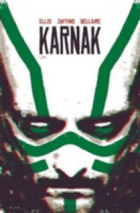 Link to an enlarged image of Karnak : The Flaw in All Things (Karnak)