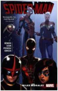 Link to an enlarged image of Spider-Man 2 : Miles Morales (Spider-man)