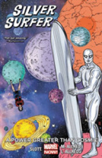 Link to an enlarged image of Silver Surfer 5 : A Power Greater than Cosmic (Silver Surfer)