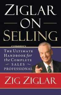 Link to an enlarged image of Ziglar on Selling