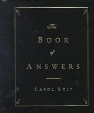 Link to an enlarged image of The Book of Answers