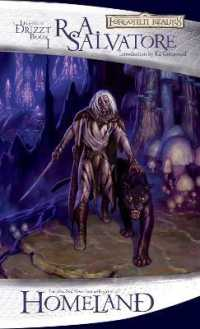 Link to an enlarged image of Homeland (Forgotten Realms) (Reprint)