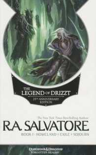 Link to an enlarged image of The Legend of Drizzt Book 1 : Homeland / Exile / Sojourn (Dungeons & Dragons: Forgotten Realms) (25th Anniversary)