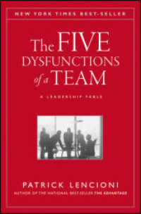 Link to an enlarged image of The Five Dysfunctions of a Team : A Leadership Fable