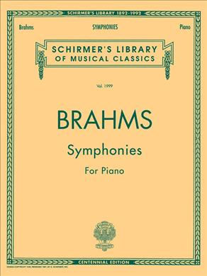 Link to an enlarged image of Symphonies for Solo Piano : Complete