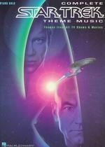 Link to an enlarged image of Complete Star Trek Theme Music : Themes from All TV Shows & Movies (3rd)