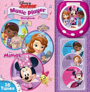 Link to an enlarged image of Disney Junior Music Player Storybook (Music Player Storybook)