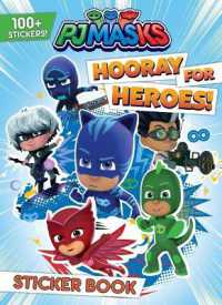 Link to an enlarged image of Hooray for Heroes! Sticker Book (Pj Masks) (STK)