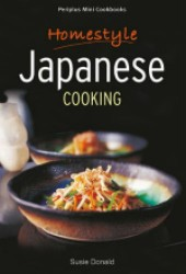 Link to an enlarged image of Periplus Mini Homestyle Japanese Cooking