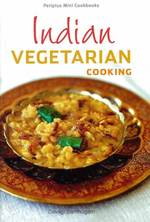 Link to an enlarged image of Mini: Indian Vegetarian Cooking